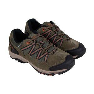 Hi-Tec Dexter Mens Brown Suede Low Hiking Boot 9.5